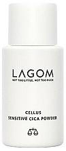 Voňavky, Parfémy, kozmetika Púder s ázijskou centellou - Lagom Cellus Sensitive CICA Powder