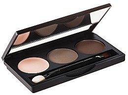 Voňavky, Parfémy, kozmetika Paleta na obočie - Hean Paddle Eyebrow Professional Set