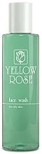 Voňavky, Parfémy, kozmetika Čistiaci gél na umývanie s propolisom - Yellow Rose Face Wash For Oily Skin