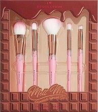 Voňavky, Parfémy, kozmetika Sada štetcov na líčenie - I Heart Revolution Chocolate Brush Set
