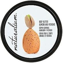 """Voňavky, Parfémy, kozmetika Olej na telo """"Mandľový a pistácie"""" - Naturalium Body Butter Almond And Pistachio"""