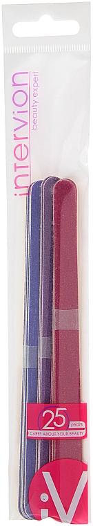 Papierové, stredné pilníky na nechty, 100 gr - Inter-Vion
