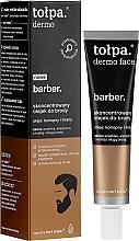 Voňavky, Parfémy, kozmetika Koncentrovaný olej na bradu - Tolpa Dermo Men Barber Oil