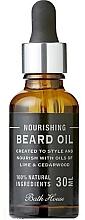 Voňavky, Parfémy, kozmetika Citrusový svieži olej na bradu - Bath House Citrus Fresh Beard Oil