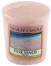 Voňavky, Parfémy, kozmetika Aromatická sviečka - Yankee Candle Pink Sands