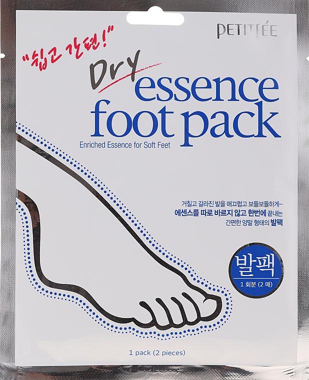 Maska na nohy - Petitfee & Koelf Dry Essence Foot Pack — Obrázky N1