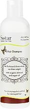 Voňavky, Parfémy, kozmetika Regeneračný šampón s arganovým olejom - Sostar Shampoo Olive Oil And Argan Oil