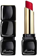Voňavky, Parfémy, kozmetika Matný rúž na pery so žiarivým efektom, 16 hodín pohodlia - Guerlain KissKiss Tender Matte Lipstick