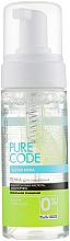 Voňavky, Parfémy, kozmetika Čistiaca pena - Dr. Sante Pure Code