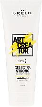 Voňavky, Parfémy, kozmetika Gél s extra silnou fixáciou - Brelil Art Creator Gel Extra Strong