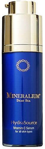 Sérum na tvár s vitamínom C - Mineralium Hydra Source Vitamin C Serum