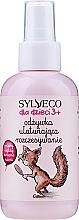 Voňavky, Parfémy, kozmetika Detanglingový kondicionér s malinou - Sylveco
