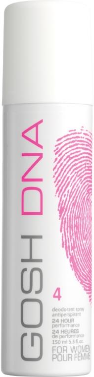 Gosh DNA For Women 4 - Dezodorant — Obrázky N1