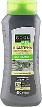 Voňavky, Parfémy, kozmetika Osviežujúci šampón pre mastné vlasy - Cool Men Ultramint