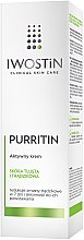 Voňavky, Parfémy, kozmetika Aktívny krém na tvár - Iwostin Purritin Active Cream