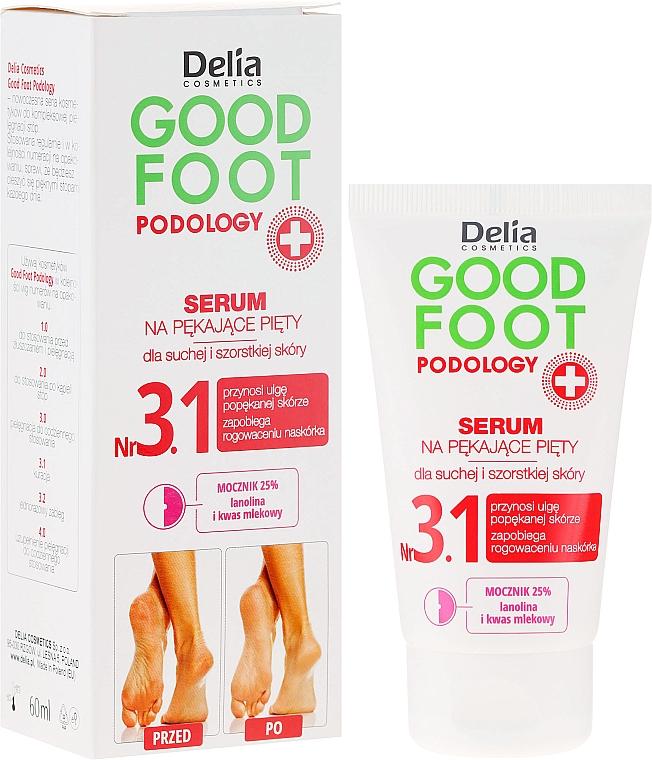 Regeneračné sérum na nohy,hydratačná - Delia Good Foot