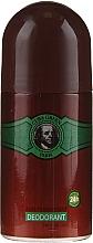 Voňavky, Parfémy, kozmetika Cuba Green Deodorant - Dezodorant