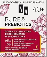 Voňavky, Parfémy, kozmetika Nočný krém na tvár 40+ - AA Pure & Prebiotics