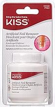 Voňavky, Parfémy, kozmetika Prostriedok na odstránenie umelých nechtov - Kiss Artificial Nail Remover