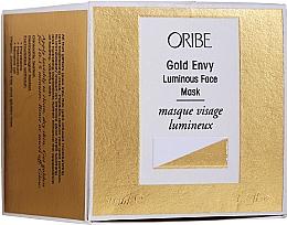 Voňavky, Parfémy, kozmetika Mska na tvár - Oribe Gold Envy Luminous Face Mask