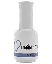 Voňavky, Parfémy, kozmetika Báza pod gél lak - Elisium Diamond Liquid 2 Base Coat