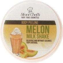 Voňavky, Parfémy, kozmetika Peeling na telo - Hristina Stani Chef'S Melon Milk Shake Body Peeling