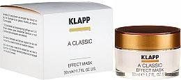 Voňavky, Parfémy, kozmetika Efekt maska na tvár - Klapp A Classic Effect Mask