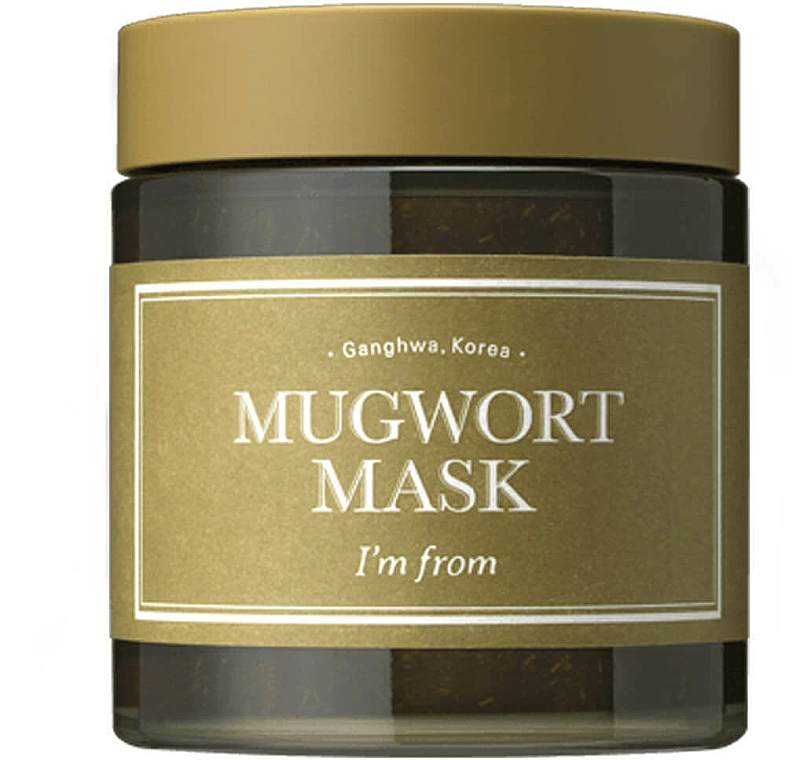 Maska na tvár s palinou - I'm From Mugwort Mask