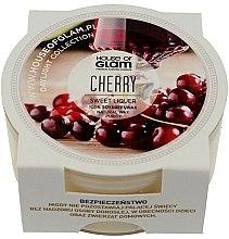 Voňavky, Parfémy, kozmetika Vonná sviečka - House of Glam Sweet Cherry Liquer Candle (mini)