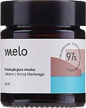Voňavky, Parfémy, kozmetika Detoxikačná bahenná maska - Melo