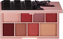 Voňavky, Parfémy, kozmetika Paleta očných tieňov - I Heart Revolution Mini Chocolate Eyeshadow Palette Hazelnut Cream