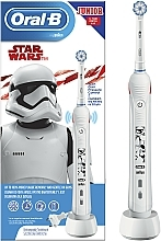 Voňavky, Parfémy, kozmetika Elektrická zubná kefka - Oral-B D16 Junior Strar Wars
