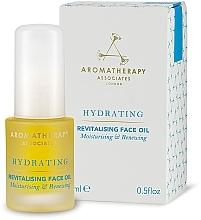 Voňavky, Parfémy, kozmetika Hydratačný regeneračný olej na tvár - Aromatherapy Associates Hydrating Revitalising Face Oil