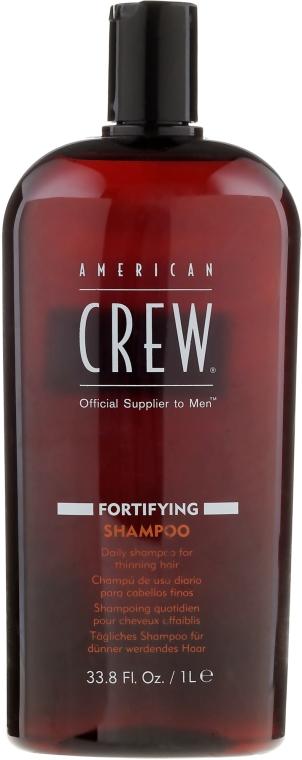 Spevňujúci šampón - American Crew Fortifying Shampoo