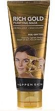 Voňavky, Parfémy, kozmetika Čistiaca zlupovacia maska so zlatom - Yeppen Skin Purifying Mask Rich Gold Peel-off