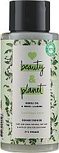 """Voňavky, Parfémy, kozmetika Kondicionér na vlasy """"Olej neroli a biely jazmín"""" - Love Beauty&Planet Neroli Oil & White Jasmine Conditioner"""