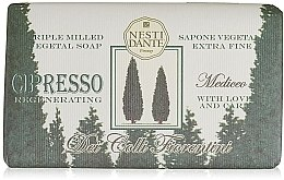 "Voňavky, Parfémy, kozmetika Mydlo ""Cypress"" - Nesti Dante Dei Colli Fiorentini Cypress Tree Soap"