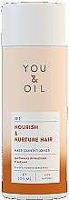 Voňavky, Parfémy, kozmetika Kondicionér pre všetky typy vlasov - You & Oil Nourish & Nuture
