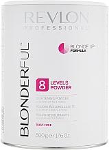 Voňavky, Parfémy, kozmetika Rozjasňujúci prášok 8. úroveň - Revlon Professional Blonderful 8 Levels Lightening Powder