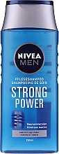 """Voňavky, Parfémy, kozmetika Šampón pre mužov """"Energia a sila"""" - Nivea For Men Shampoo"""