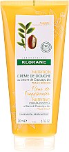 Voňavky, Parfémy, kozmetika Sprchový krém - Klorane Cupuacu Frangipani Flower Nourishing Shower Cream