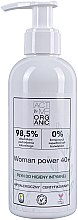 Voňavky, Parfémy, kozmetika Tekutina pre intímnu hygienu - Active Organic Active Woman 40+