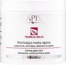 Voňavky, Parfémy, kozmetika Upokojujúca olejová maska - APIS Professional Calming Algae Mask