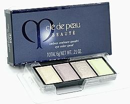 Voňavky, Parfémy, kozmetika Paleta očných tieňov - Cle De Peau Beaute Eye Color Quad Refill