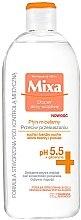 Voňavky, Parfémy, kozmetika Micelárna voda pre suchú pokožku - Mixa Anti-Dryness Micellar Water