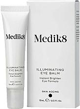 Voňavky, Parfémy, kozmetika Rozjasňujúci balzam na pokožku okolo očí - Medik8 Illuminating Eye Balm
