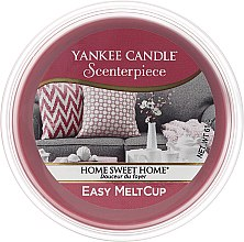 Voňavky, Parfémy, kozmetika Aromatický vosk - Yankee Candle Home Sweet Home Scenterpiece Melt Cup