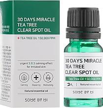 Voňavky, Parfémy, kozmetika Pleťový olej - Some By Mi 30 Days Miracle Tea Tree Clear Spot Oil