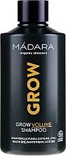Voňavky, Parfémy, kozmetika Objemový šampón pre tenké vlasy - Madara Cosmetics Grow Volume Shampoo