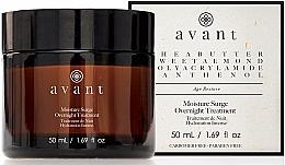 Voňavky, Parfémy, kozmetika Intenzívny hydratačný nočný krém na tvár - Avant Skincare Moisture Surge Overnight Treatment